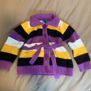 Children's Place | Button Up Sweater